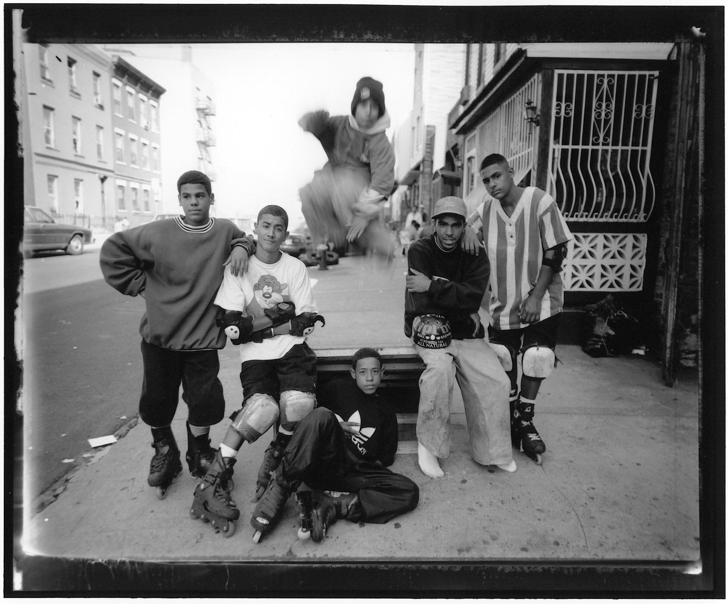 The underground skate scene of '90s Brooklyn