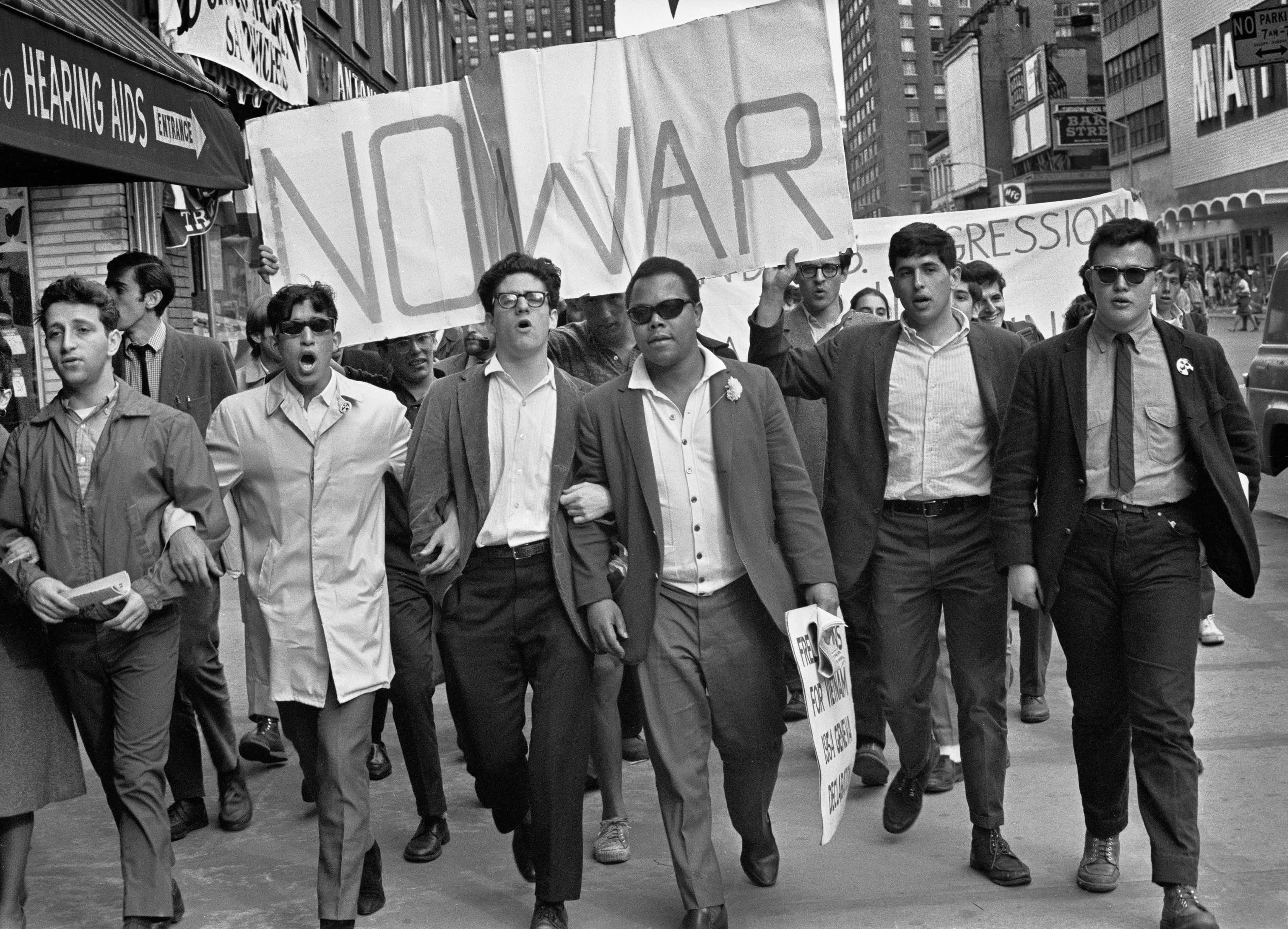 A visual history of resistance in New York City