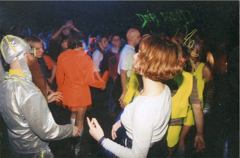 The history of art and rave culture in '90s Poland