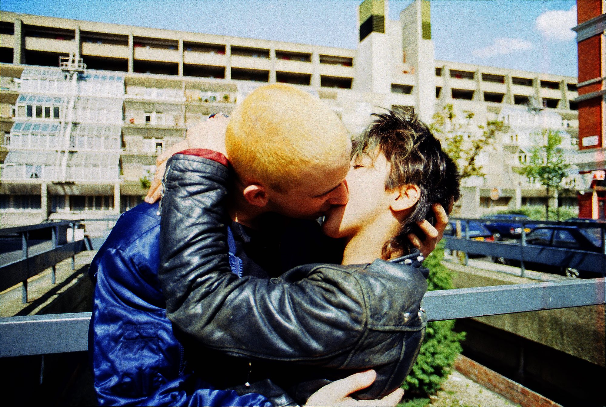 A portrait of British youth culture in the 1980s