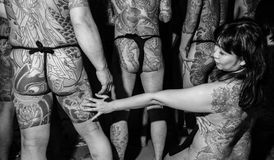 The Extraordinary Rise Of Japans Unlikely Tattoo Hero