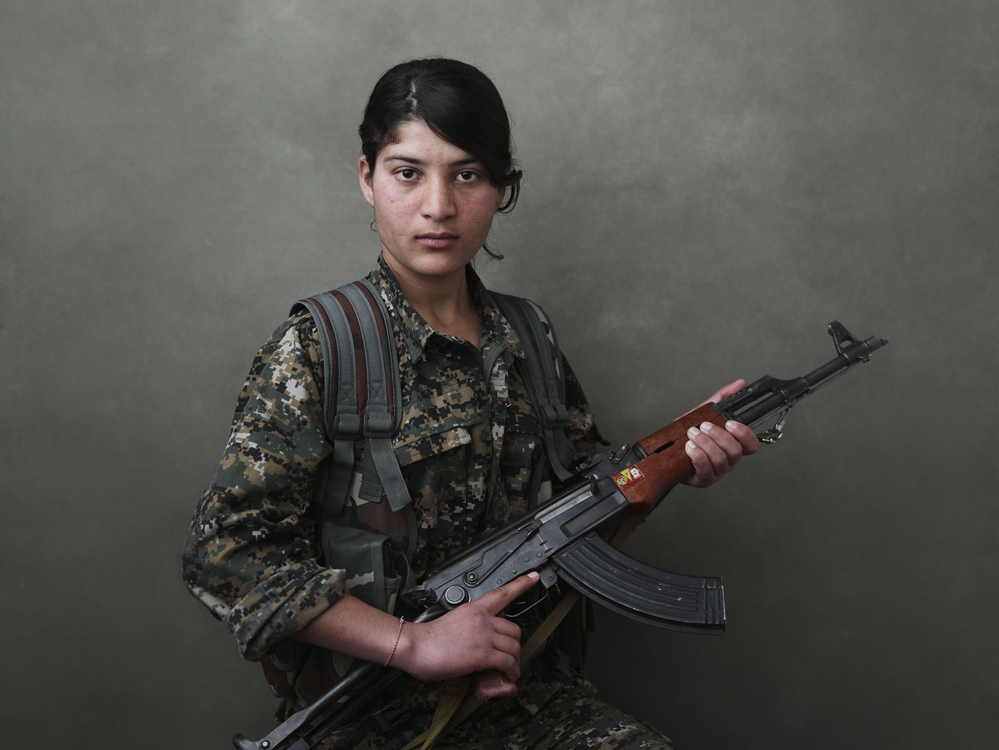 An insider look at Kurdistan's fight against ISIS