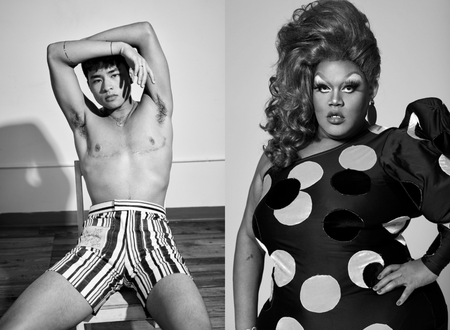 Collier Schorr's portraits of LGBTQ activists and artists