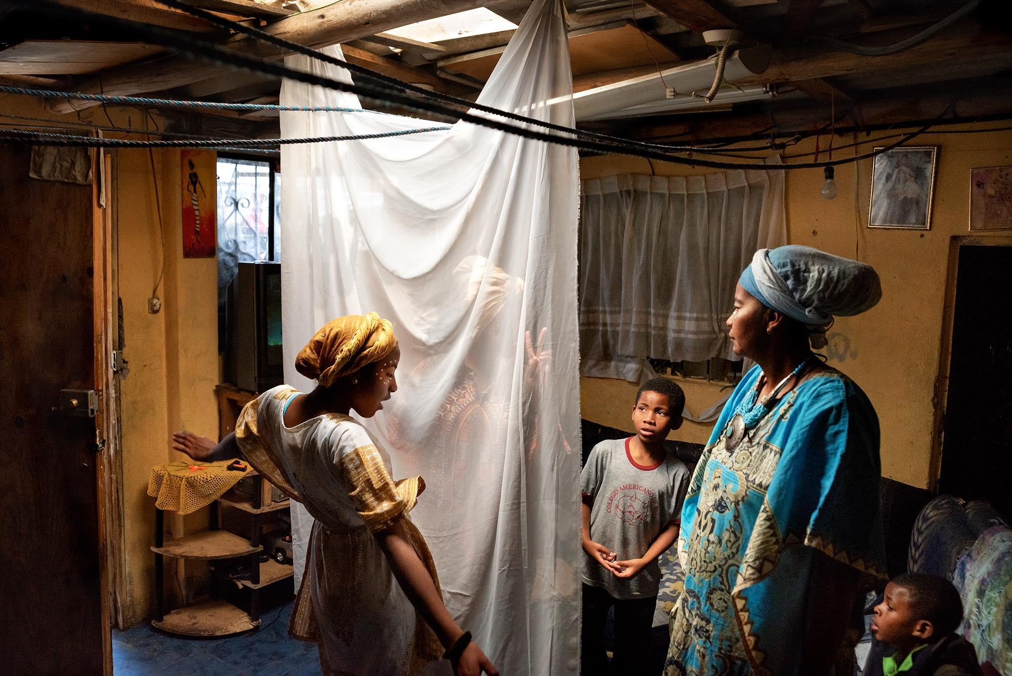 Spirituality and storytelling in Afro-Ecuadorian communities