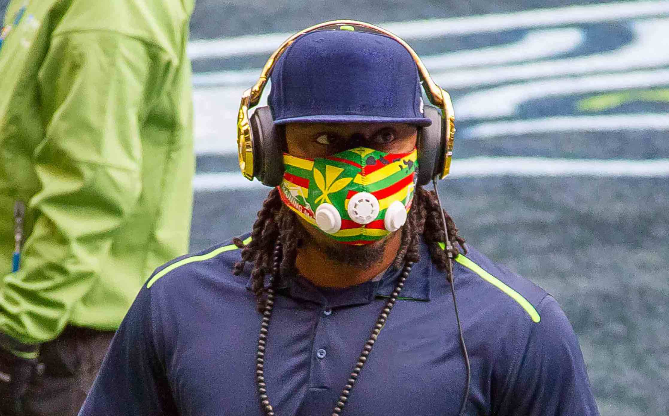 The quiet resistance of NFL Star Marshawn Lynch