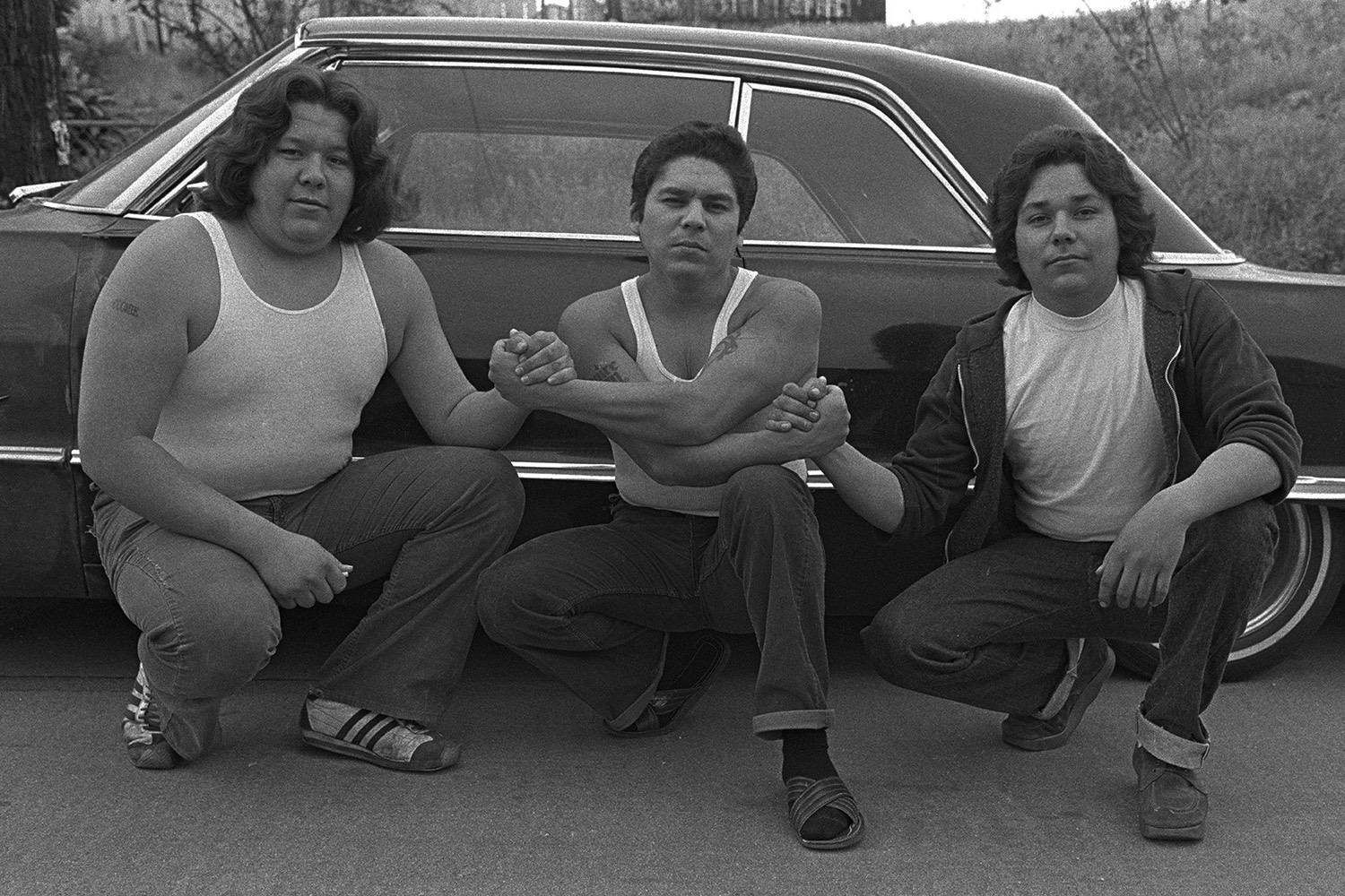 Down and out in east LA: vintage shots of Chicano life
