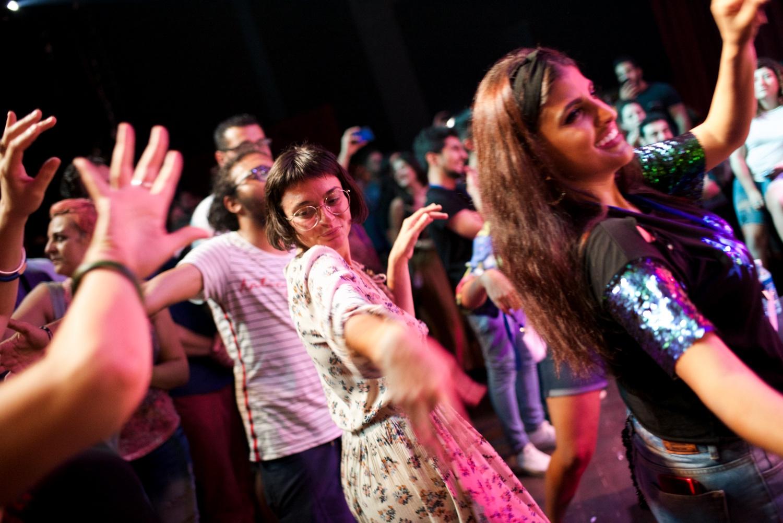 Lebanon holds protest concert against LGBTQ censorship