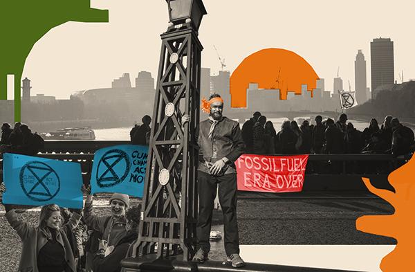 Joyful resistance: inside the new age of activism