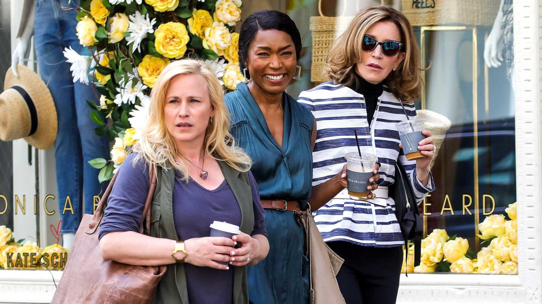 What Netflix did next: women over 30, having fun!