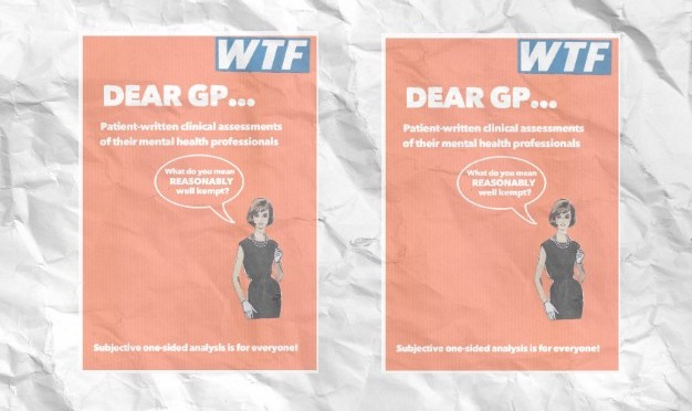 The mental health zine giving the power back to patients
