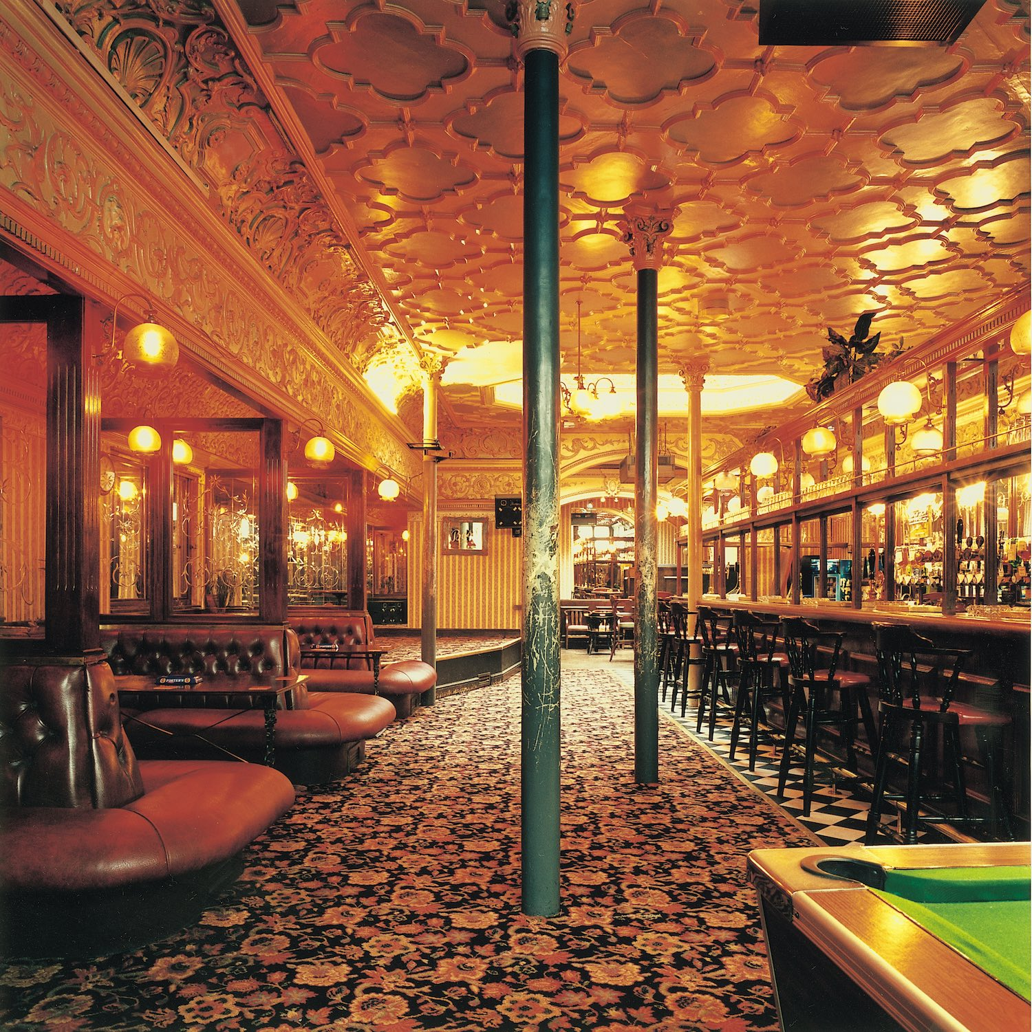 London strip pubs