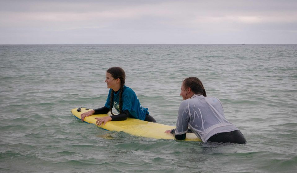 Why UK doctors are now prescribing surf therapy