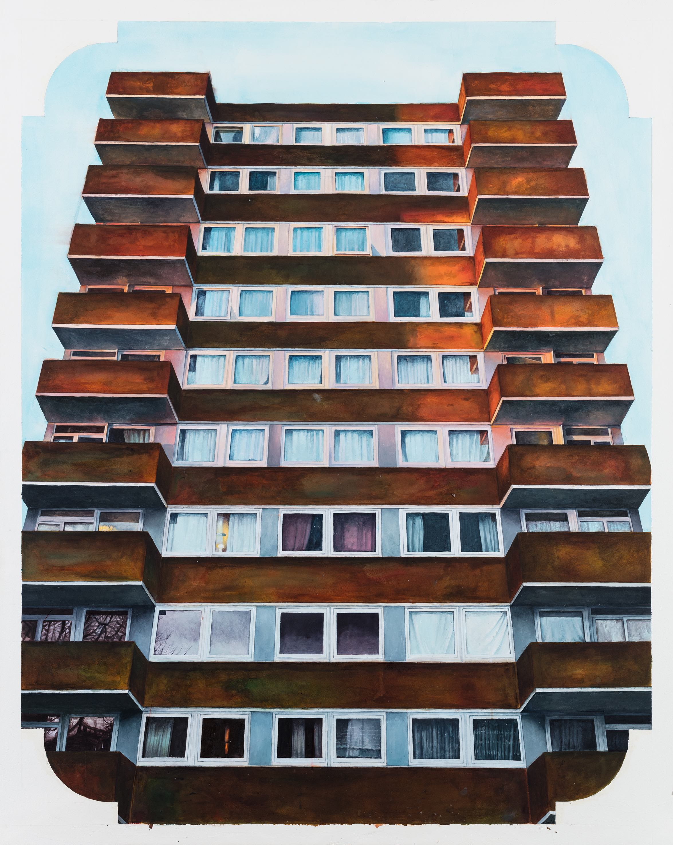 Everyday monuments: A visual homage to the architecture of east London