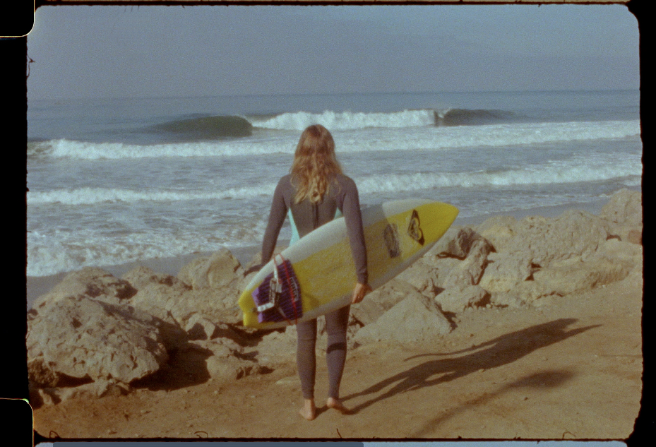 Lee-Ann Curren on the magic of music and surf