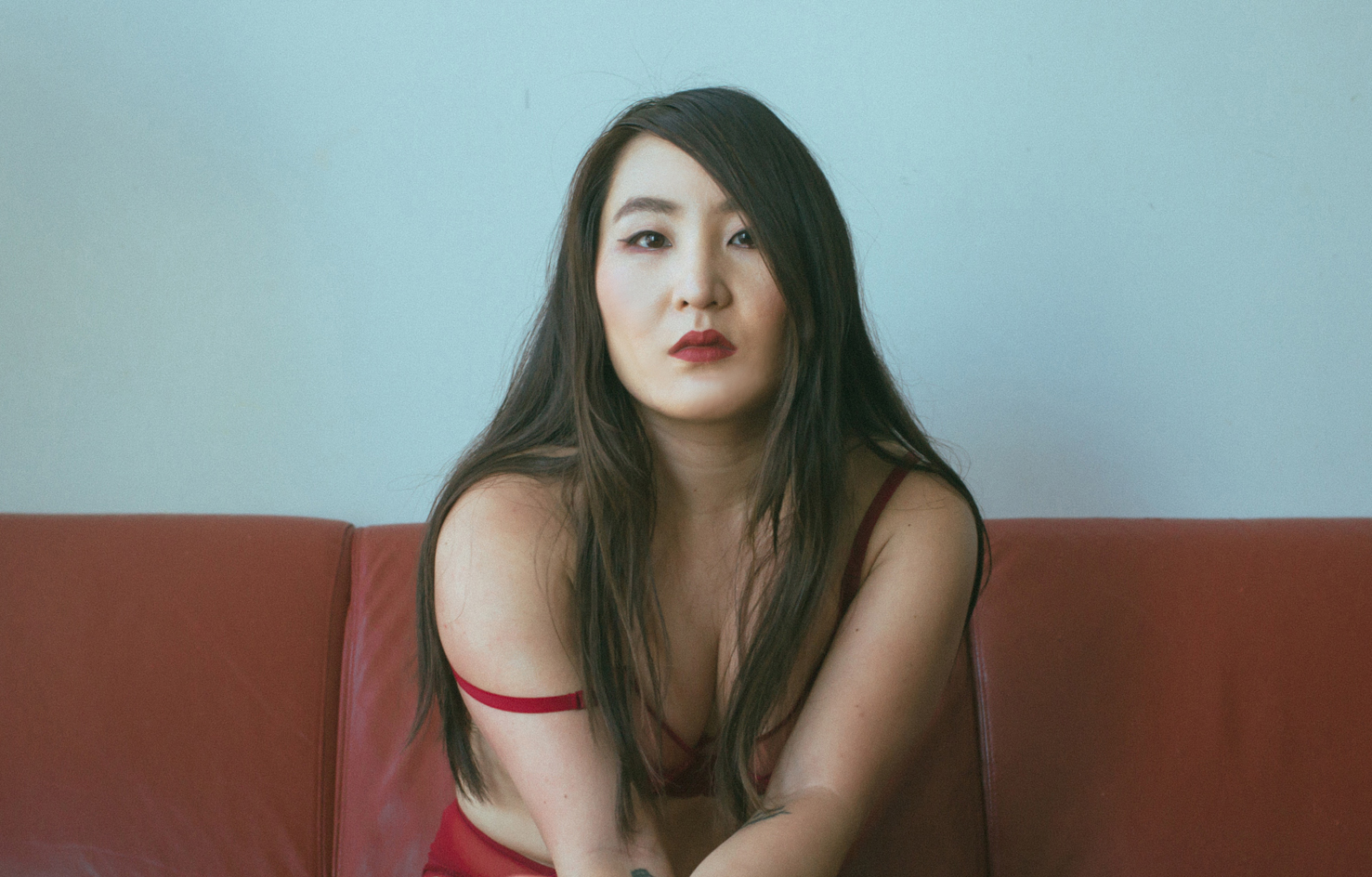 Nadia Guo: The criminal lawyer who was outed as a sex worker