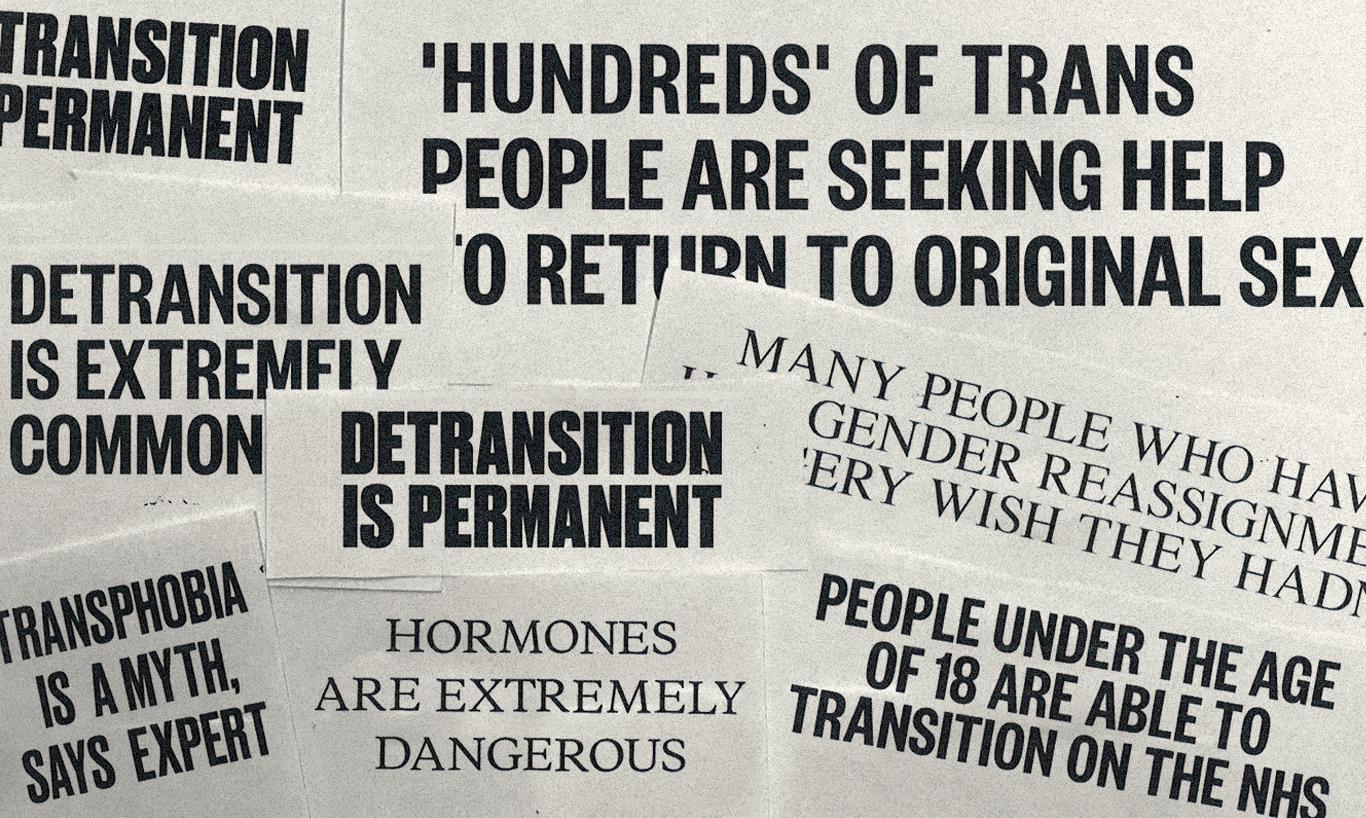 Debunking the dangerous myths around detransition