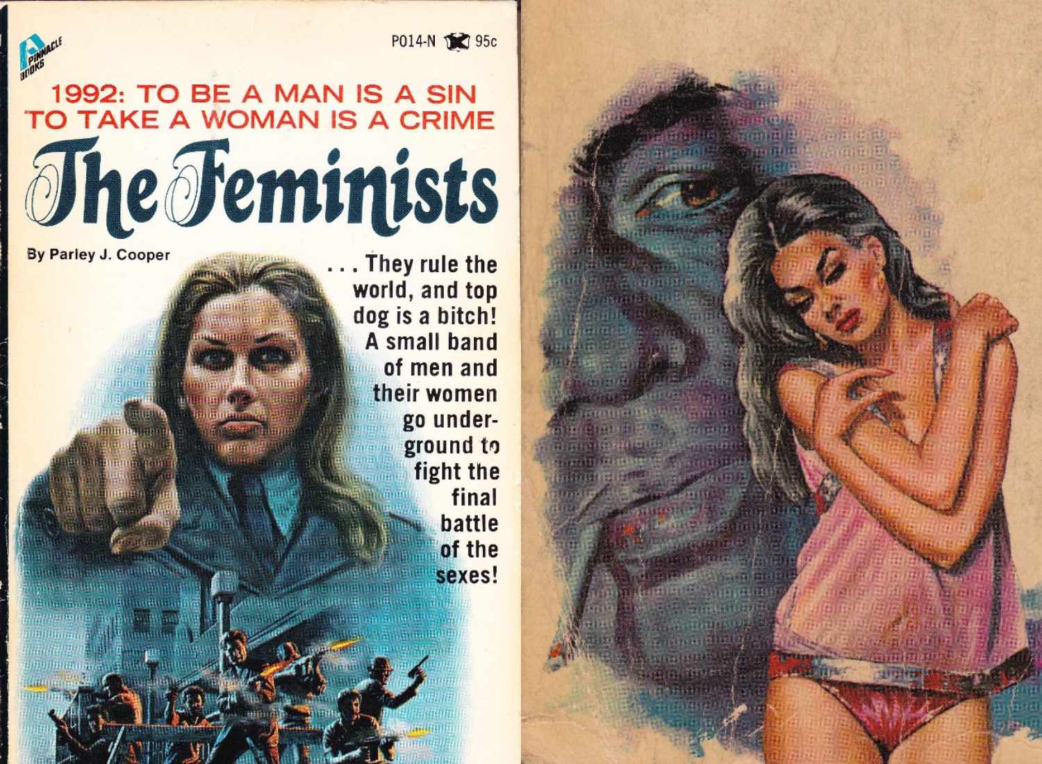 The radical, countercultural power of American pulp fiction