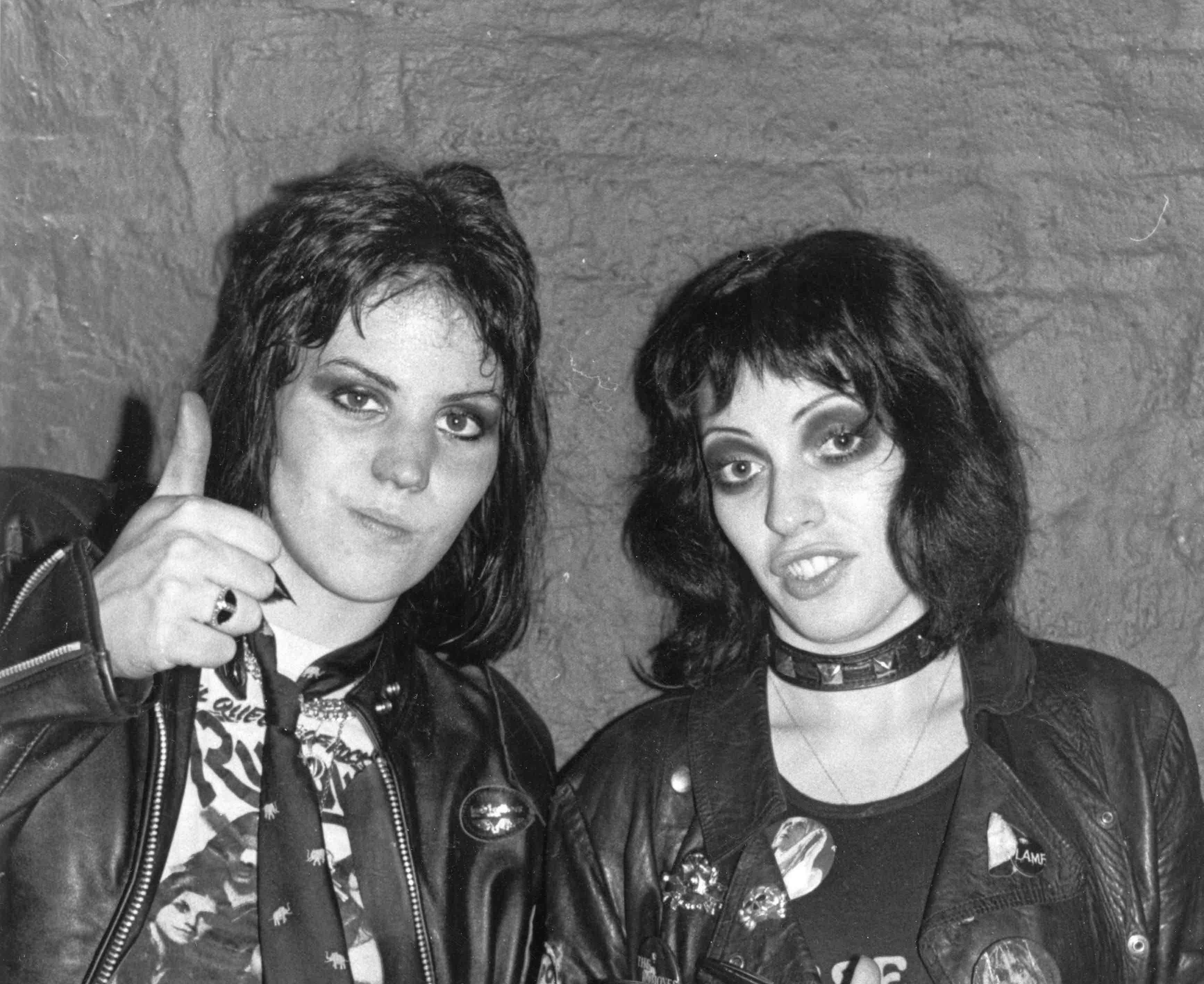 Roberta Bayley, the Queen of Punk, on New York's raw years
