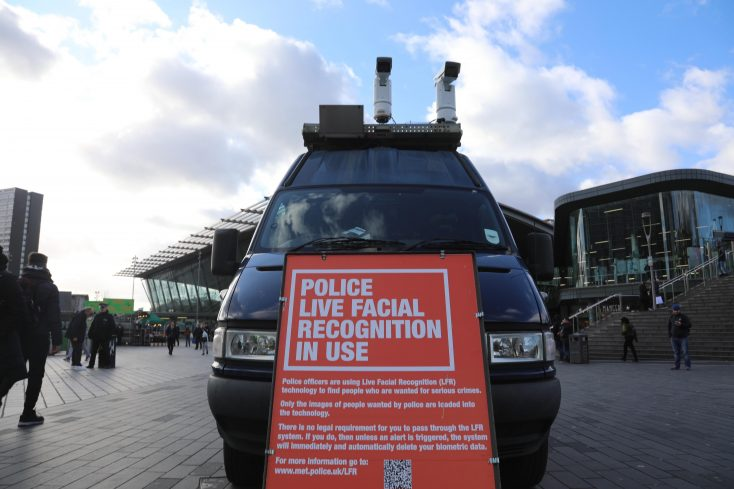 Don't look now: Look out: facial recognition has finally come to London