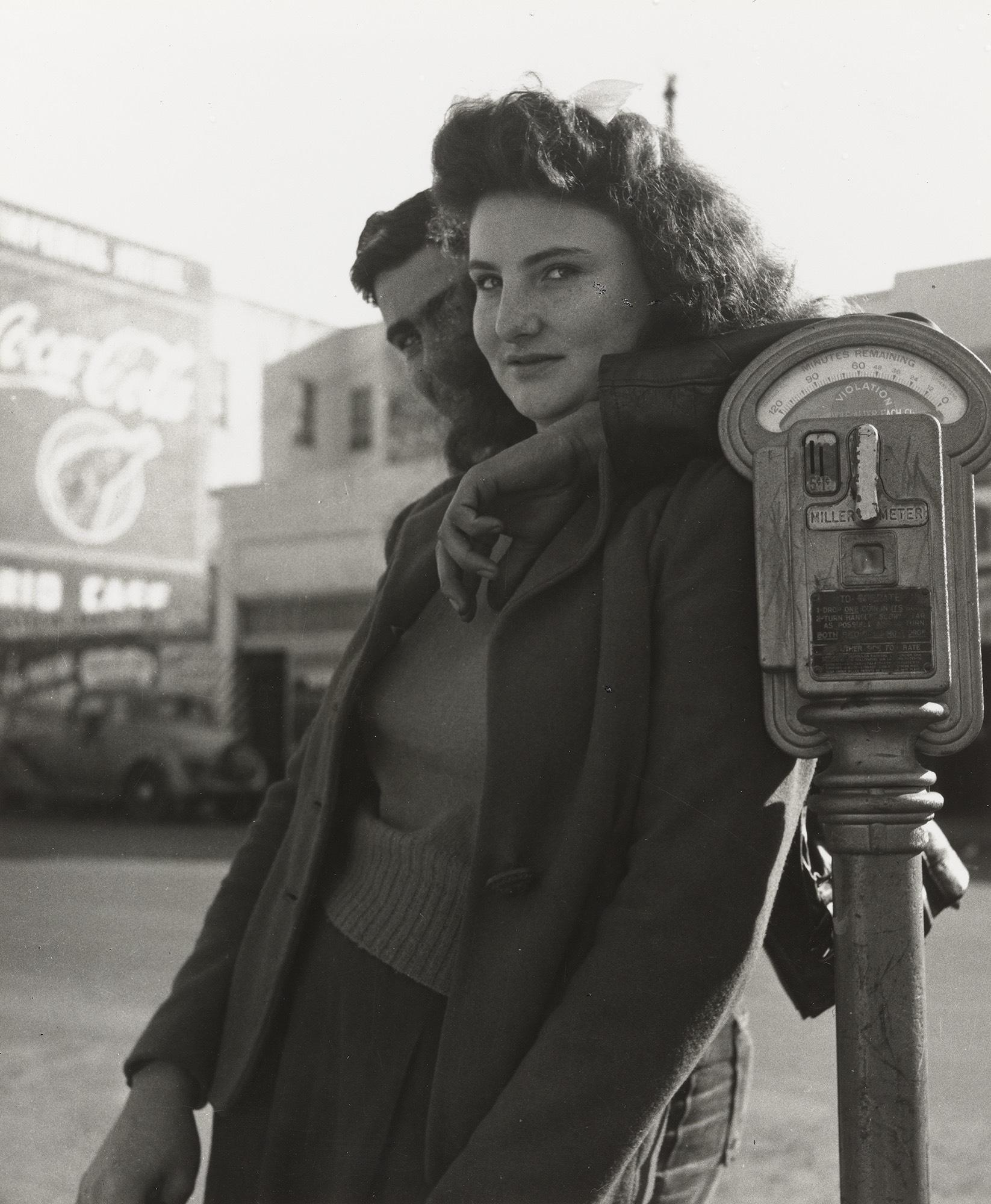 Dorothea Lange.Richmond, California.1942