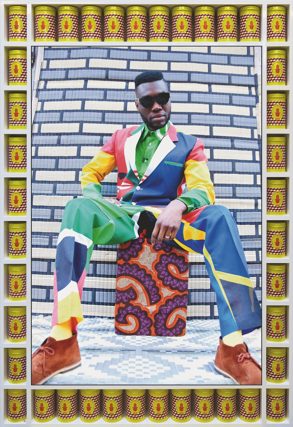African photographer