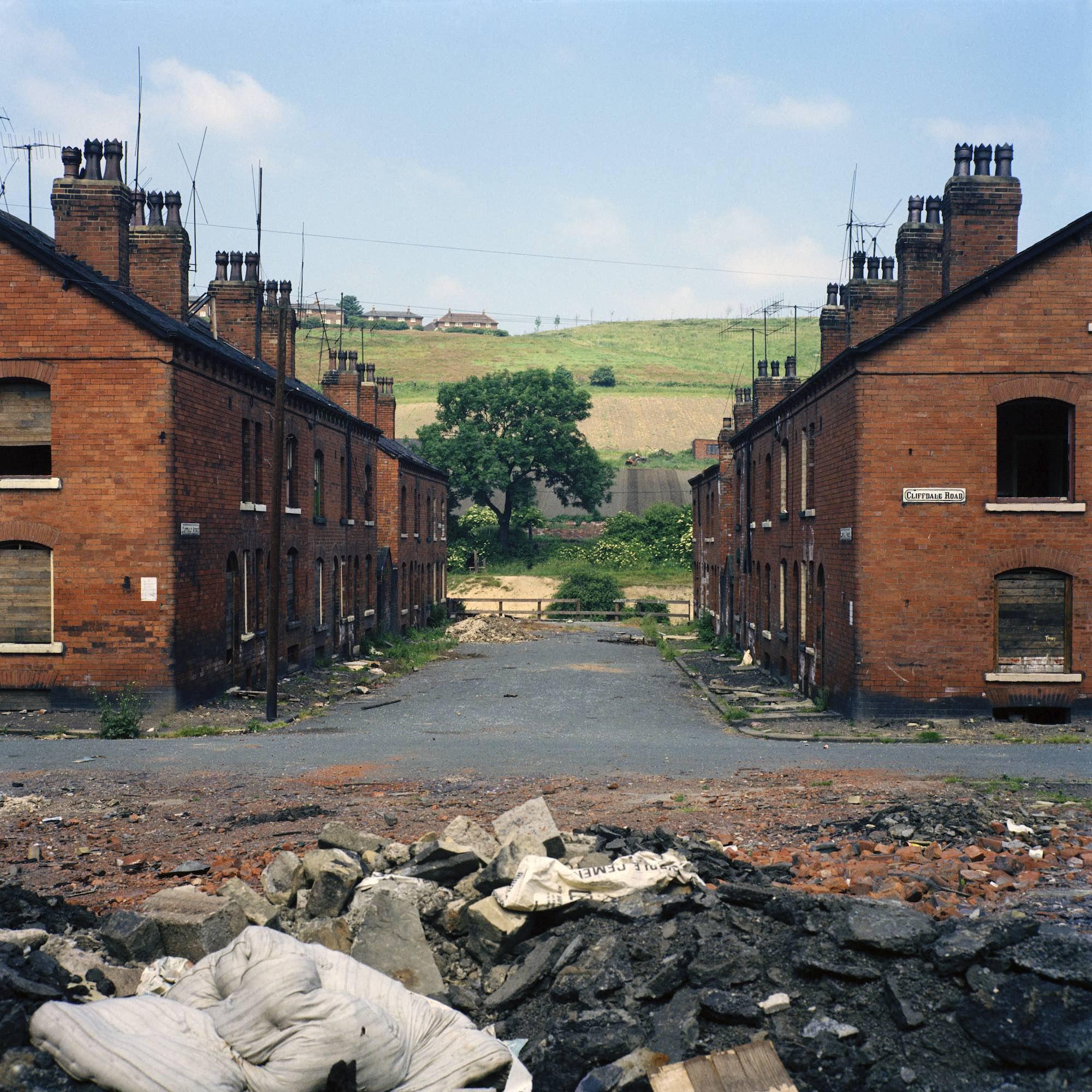 Meanwood road off Cliffdale road Leeds