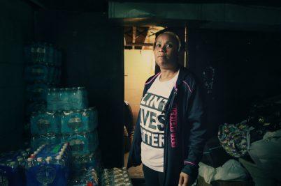 Nakiya Wakes, Flint Resident