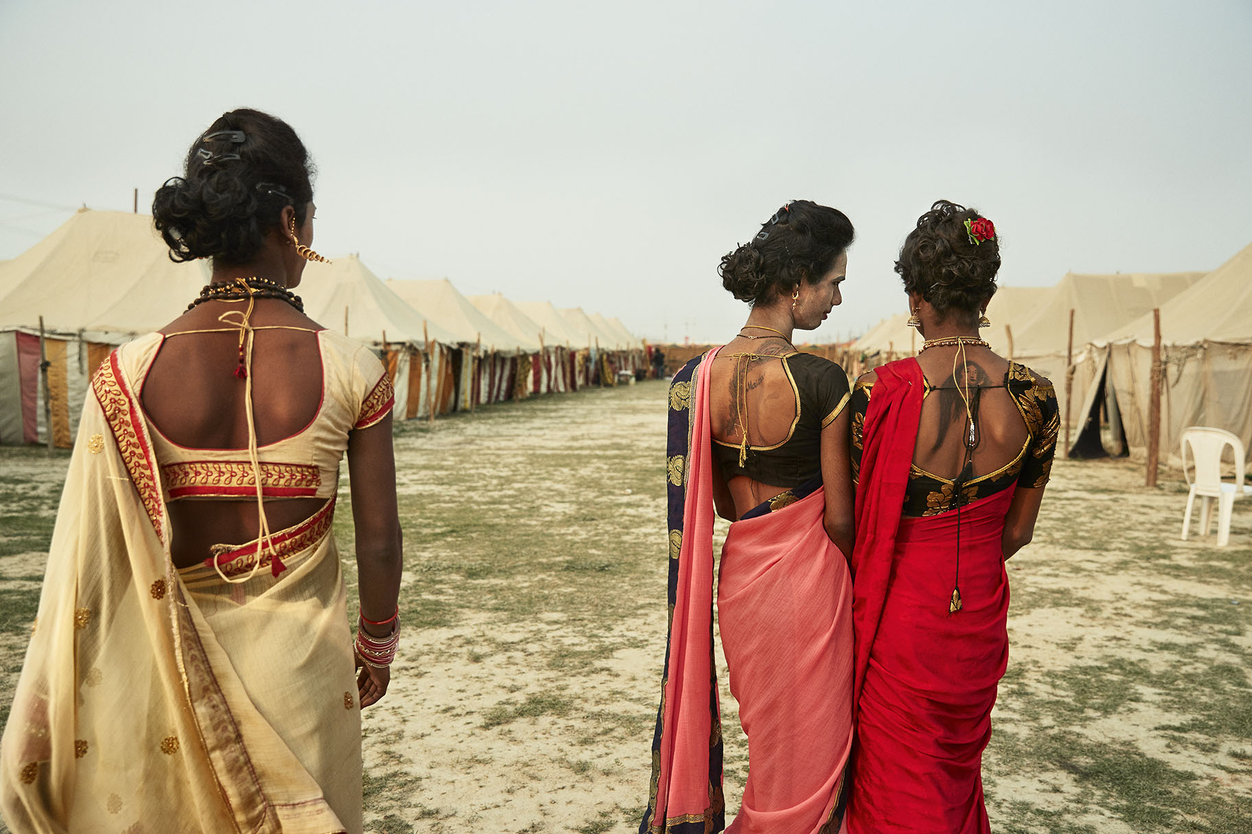 A sacred festival with India's trans spiritual leaders