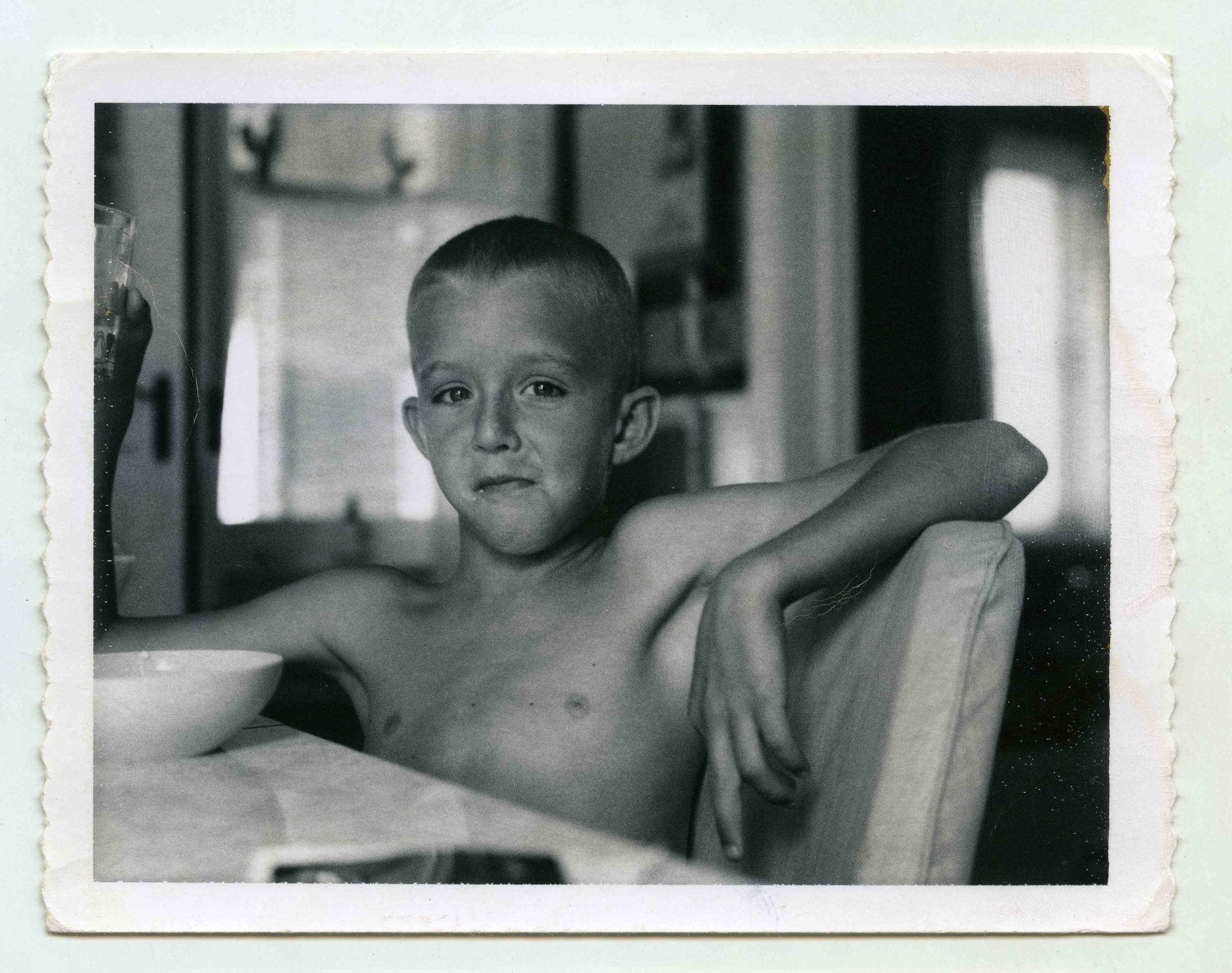 Keith Haring Young