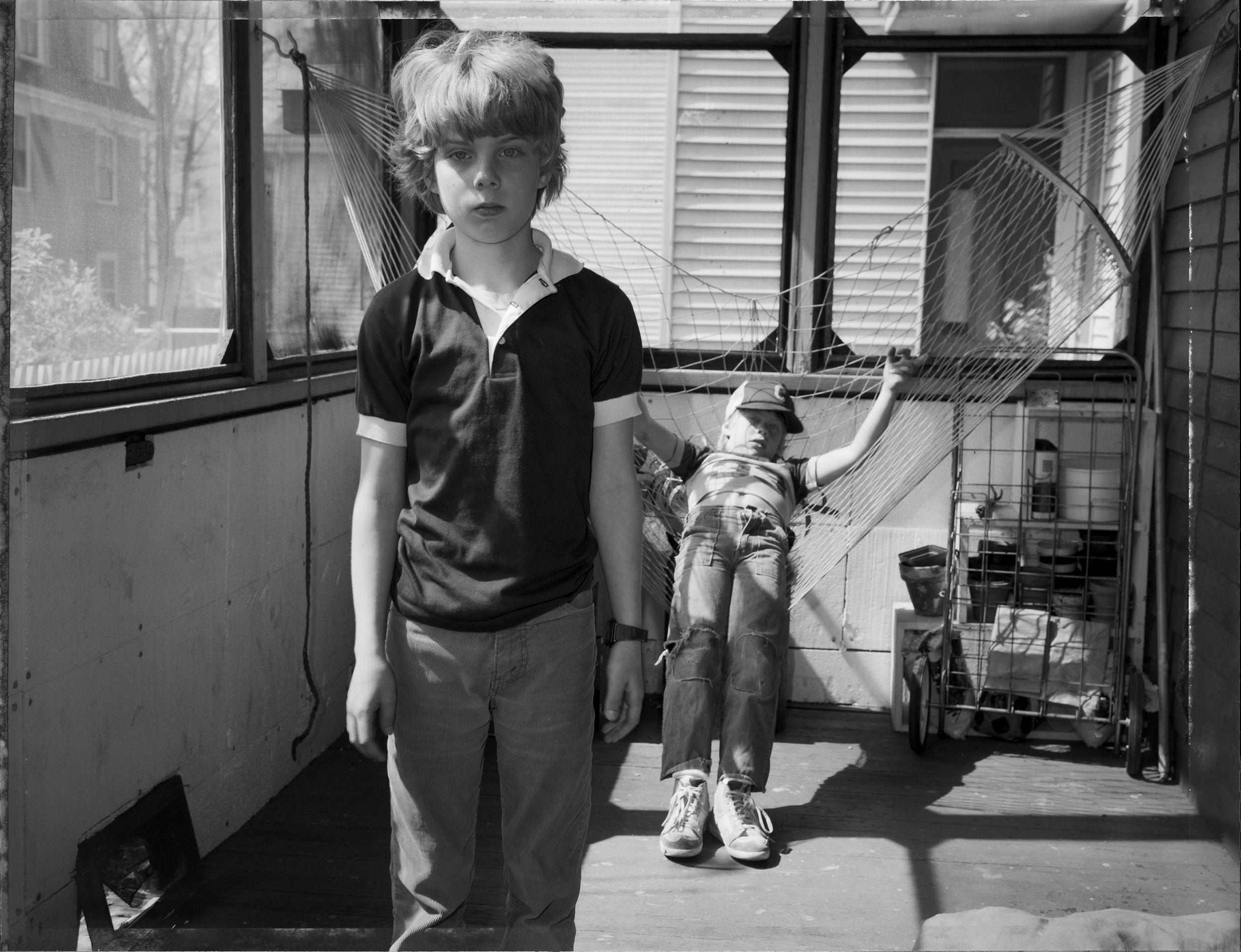 Massachusetts family 1980s
