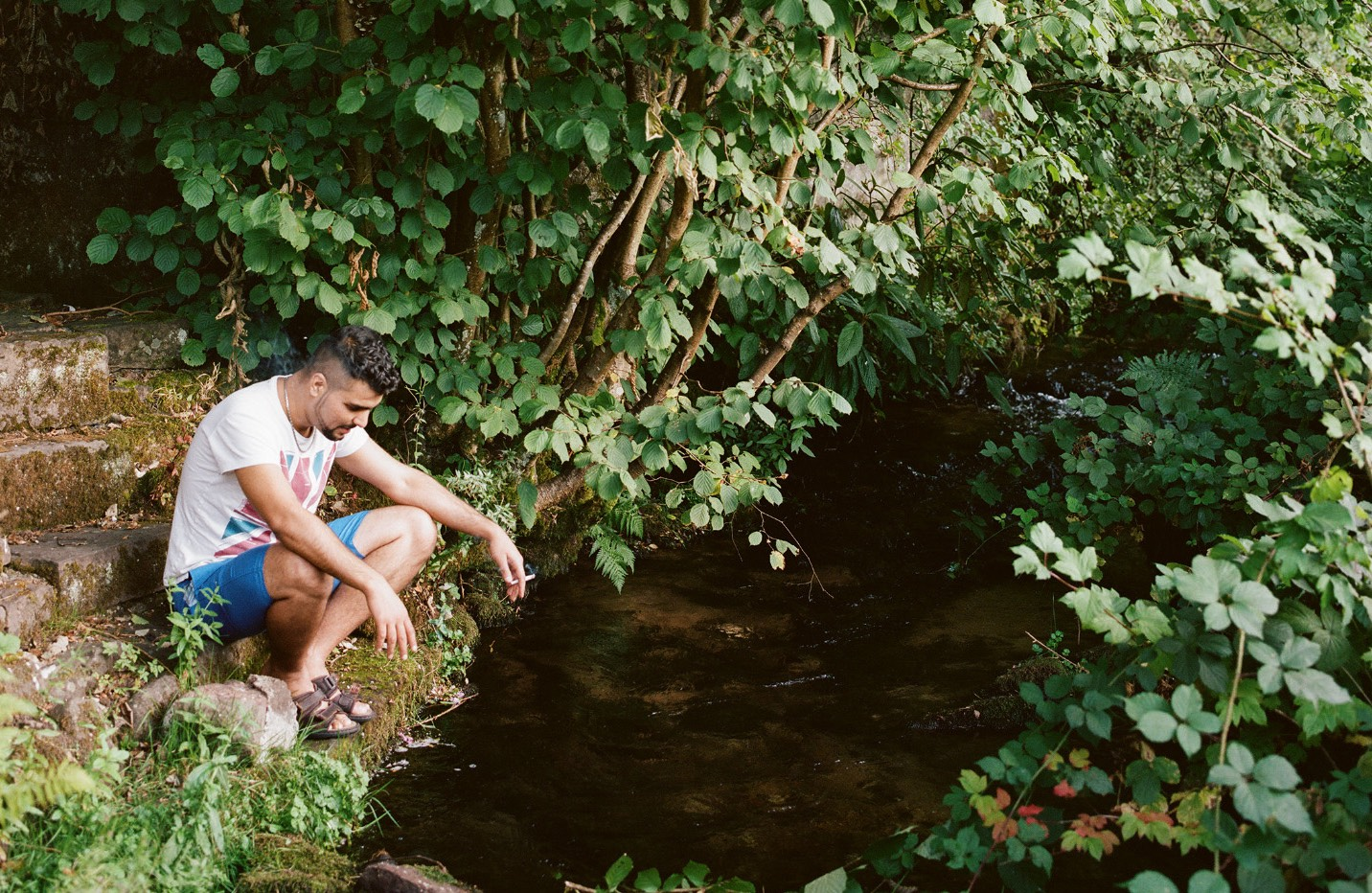 Lost in the Black Forest: Inside Germany's forgotten refugee community