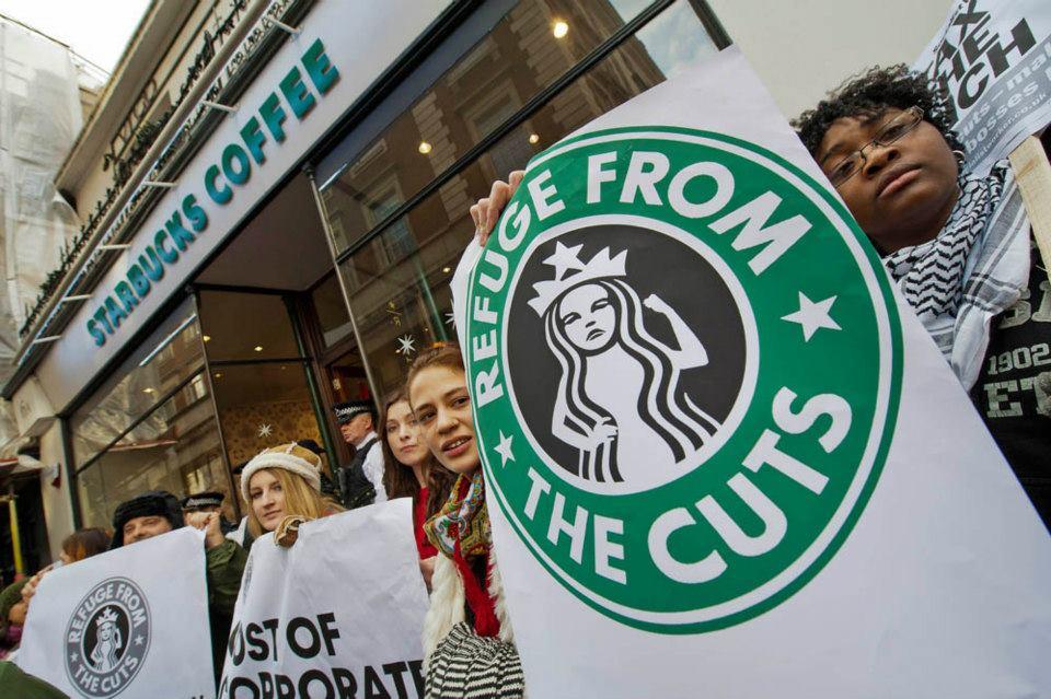 10 years of UK Uncut's battle against austerity