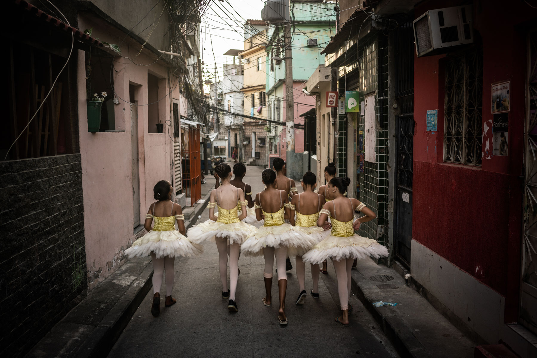 The Rio dance school offering young women an escape from favela life