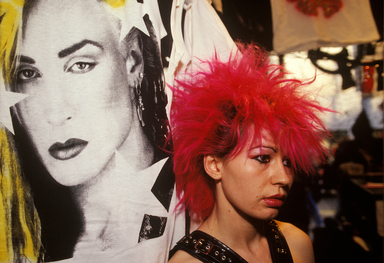 Homer Syke's kaleidoscopic portrait of British life in the '80s & '90s