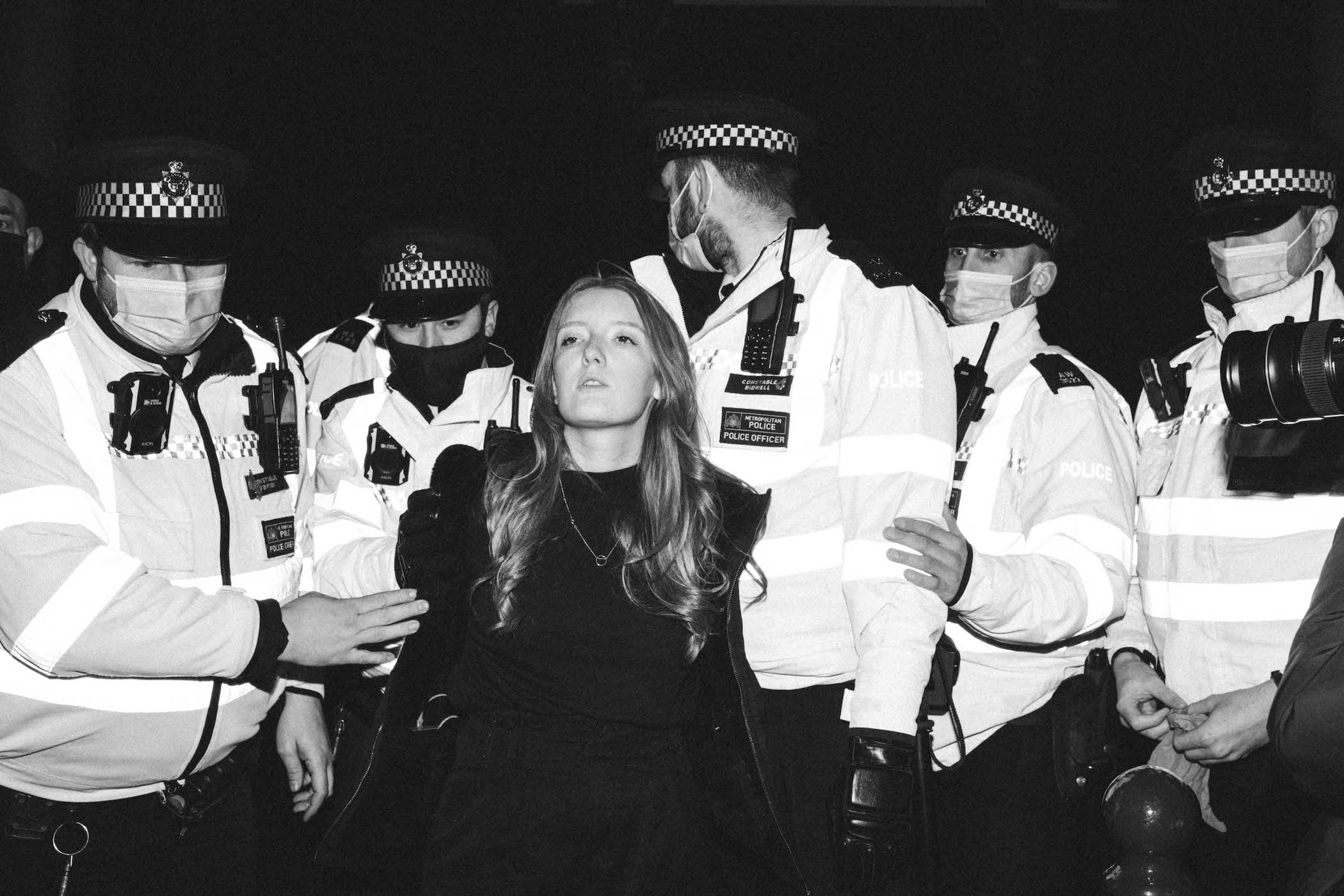 The police will never keep women safe