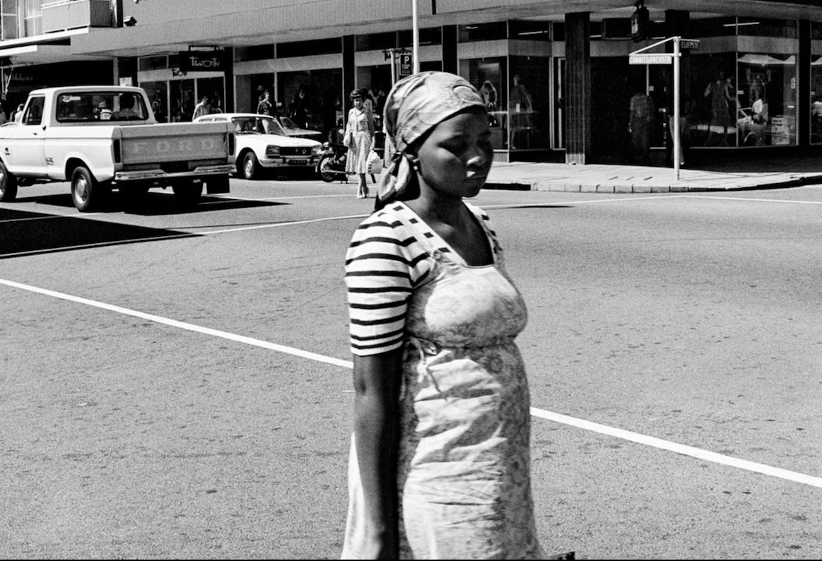 Divided land: an intimate portrait of Apartheid South Africa
