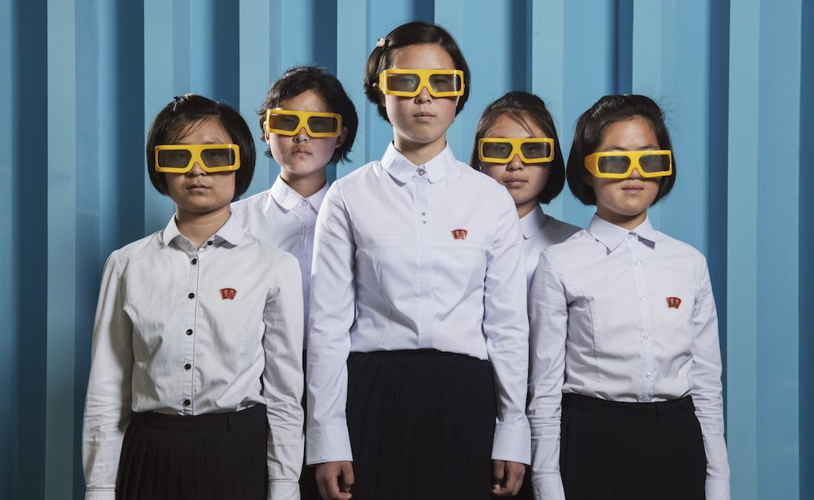 Surreal portraits of ordinary North Koreans and their hidden worlds