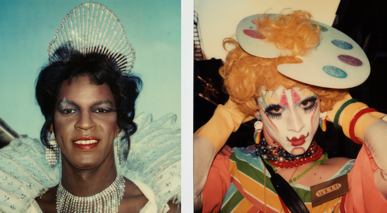 A kaleidoscopic portrait of New Orleans Mardi Gras in the '70s