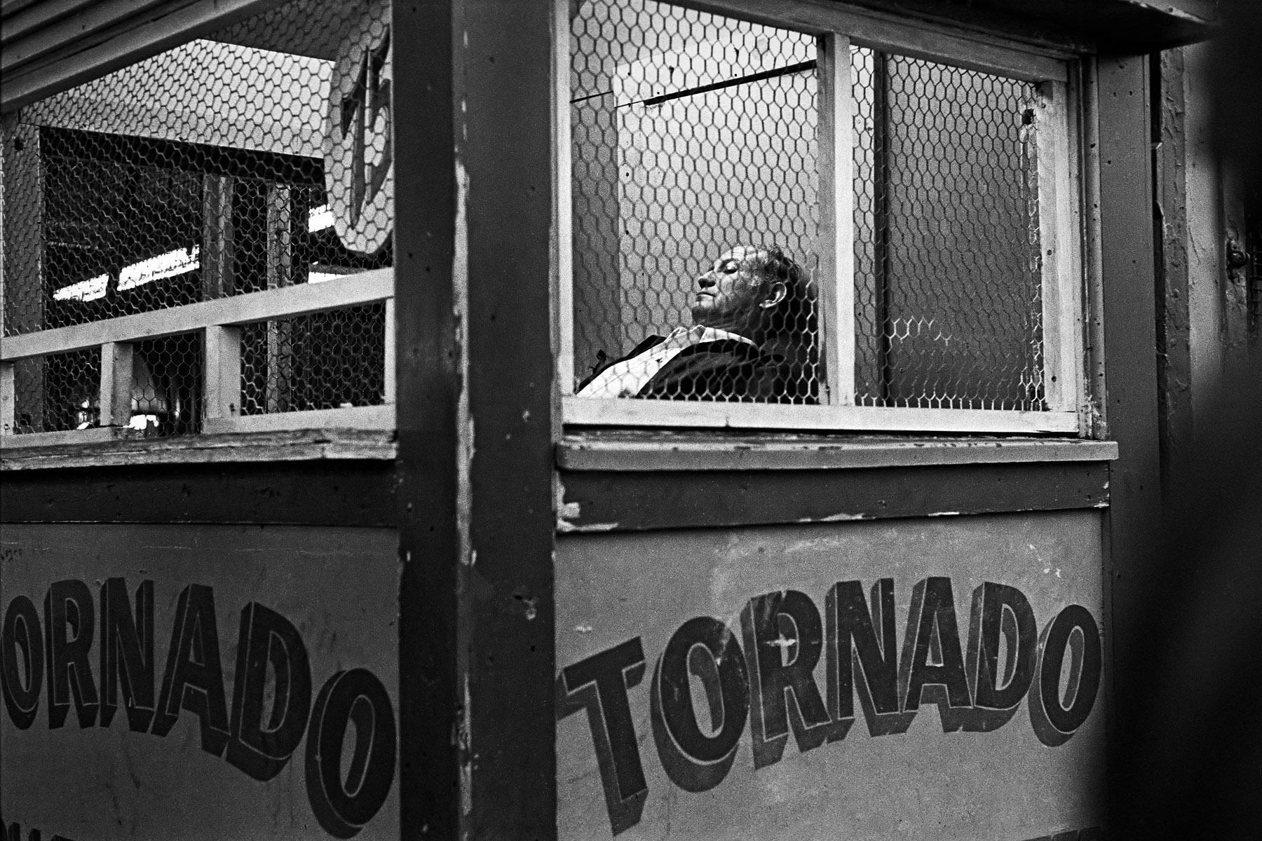 America's playground: Evocative scenes of Coney Island in the '70s