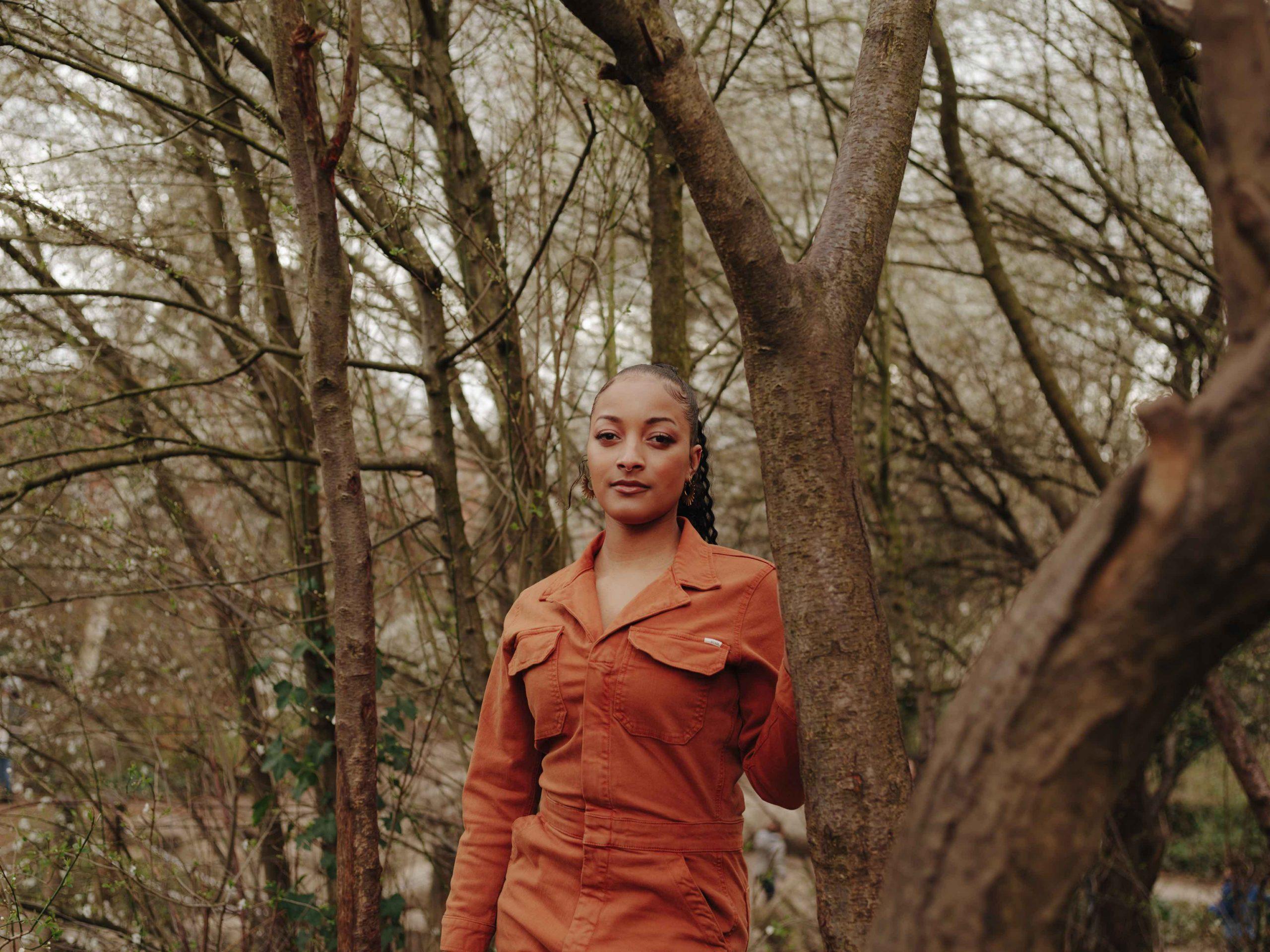 Nubya Garcia is a musician pushing the limits of genre
