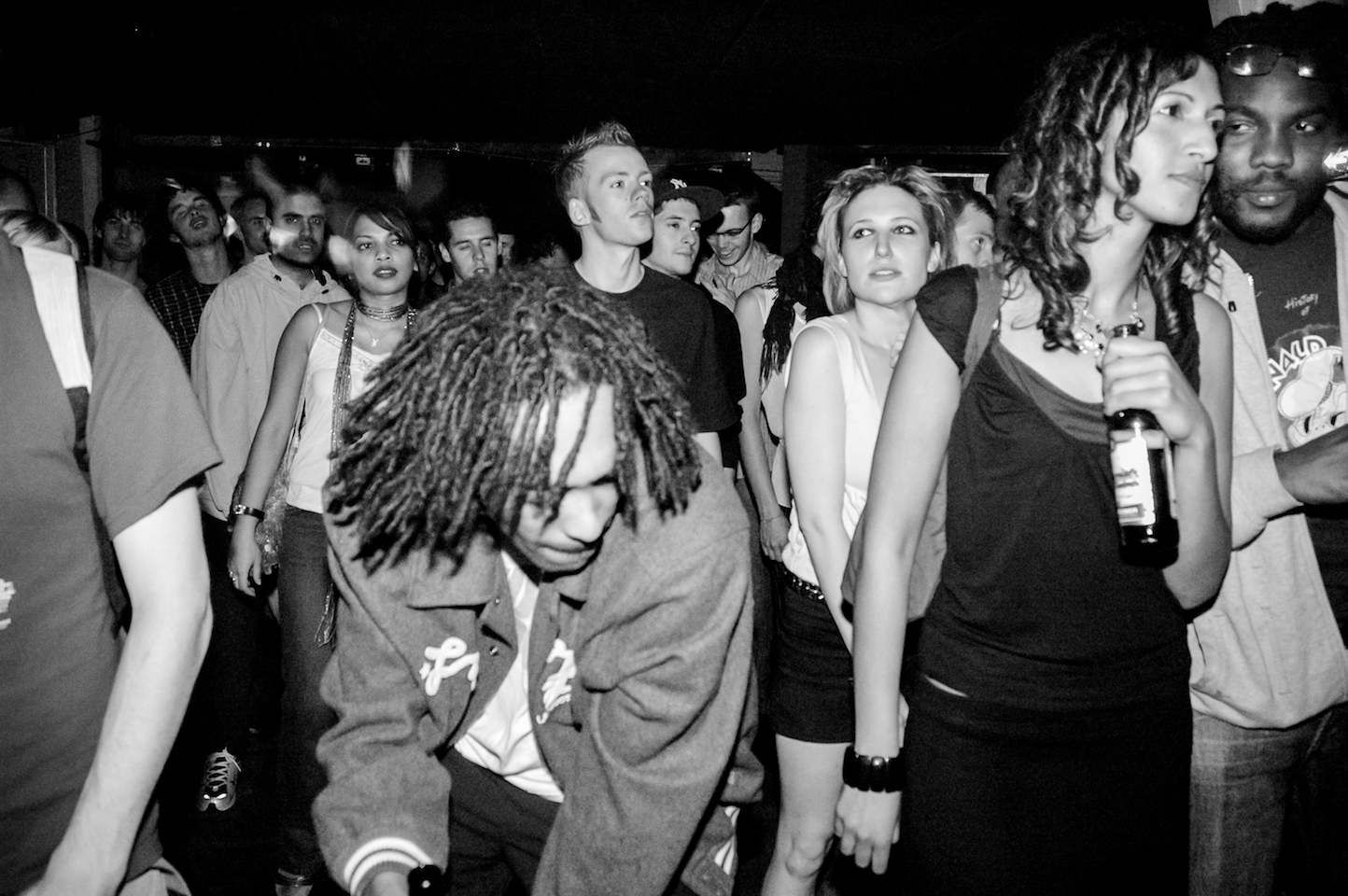 The photographer who captured the rise of South London's dubstep scene