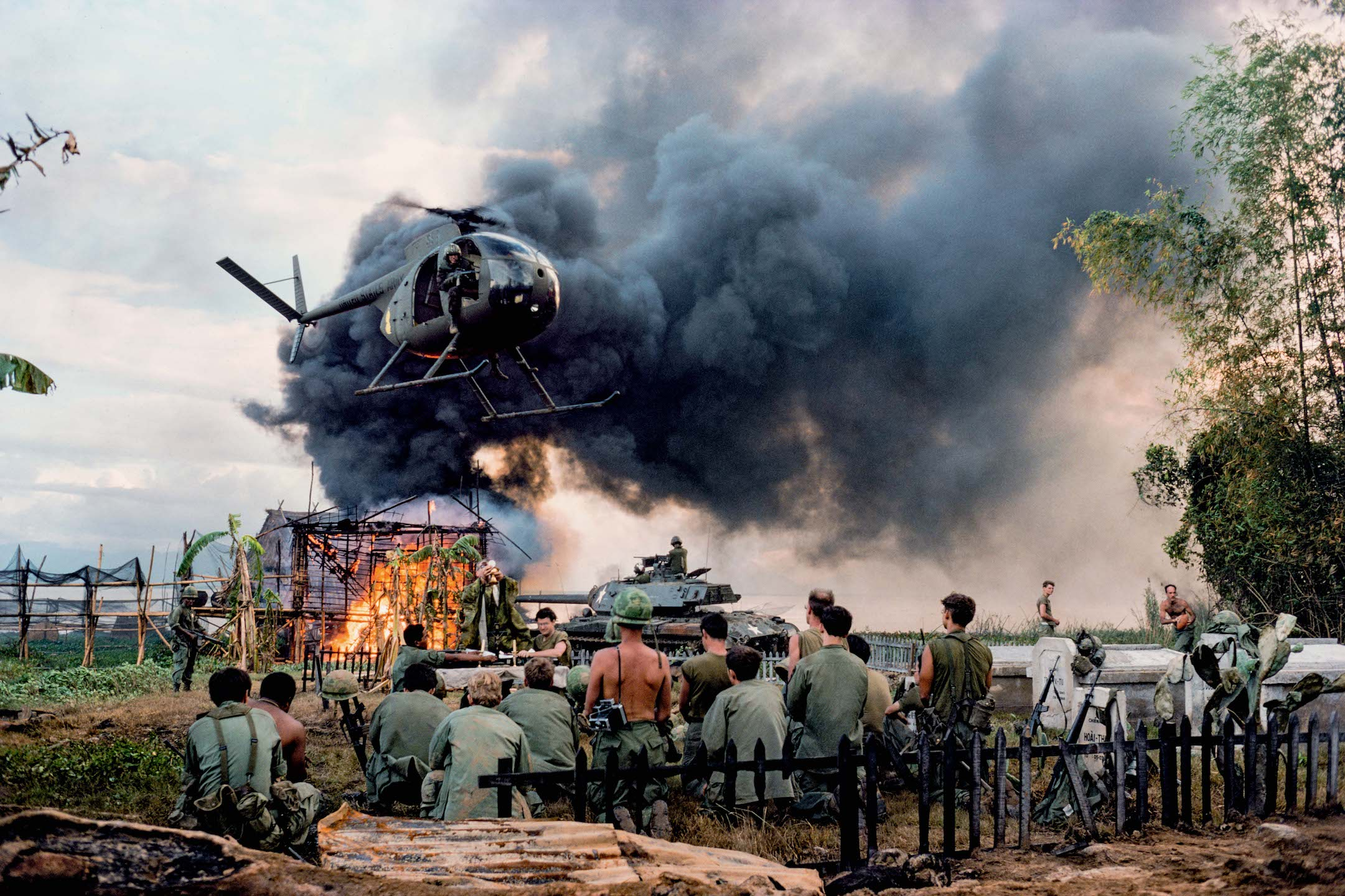Rediscovered photos from the set of 'Apocalypse Now'